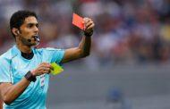 Suspenden de por vida a un árbitro que iba a pitar en el  Mundial de Rusia 2018