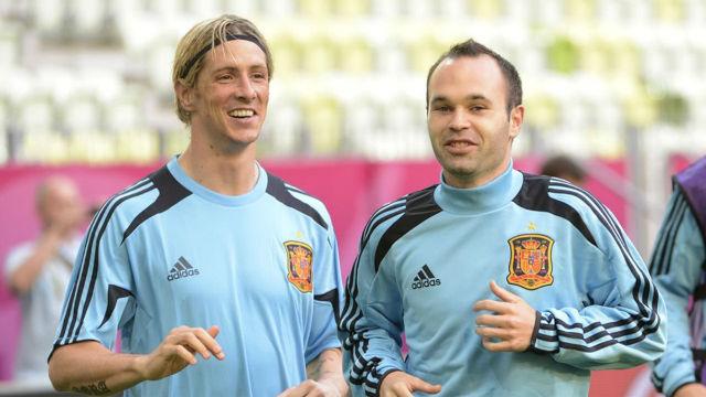 ¿Torres e Iniesta juntos la próxima temporada?