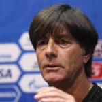 Strict rules Joachim Low to the German players during the World Cup of Russia