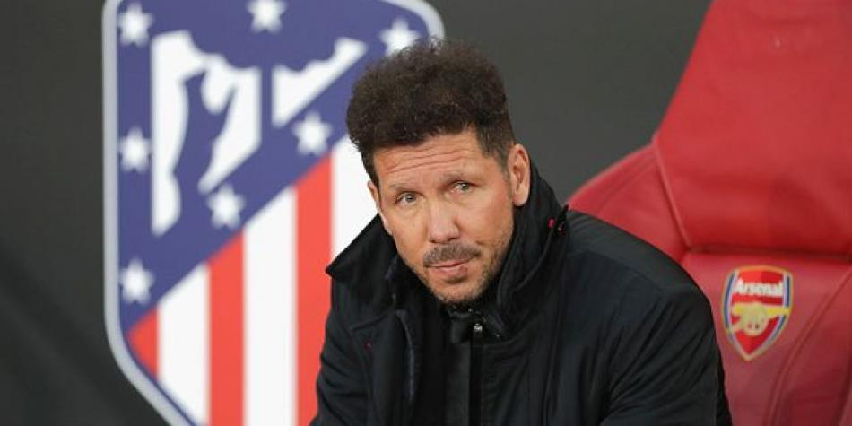 Simeone urges UEFA to change a rule that considers all unjust