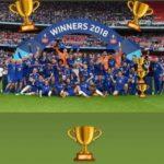Die umstrittene Fotografie eines Chelsea-Spieler stieg auf Instagram für 'trolear' Conte
