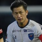 Kazu Miura, the oldest player in history who is still active