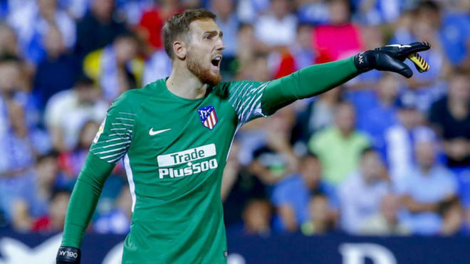 The team that is willing to pay the termination clause of Oblak