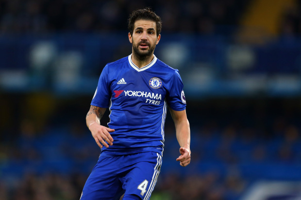 Several teams of La Liga interested in signing Cesc Fabregas