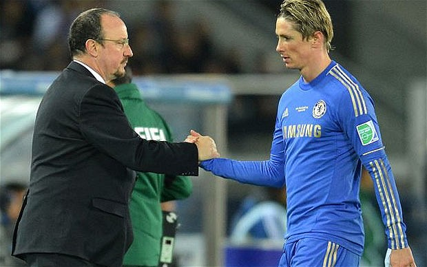 Rafa Benitez-Fernando Torres back together?