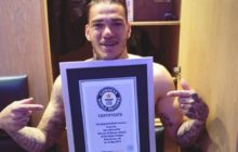 El sorprendente récord Guinness de Ederson Moraes