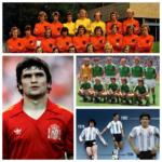 Las camisetas más bonitas en la historia de los Mundiales