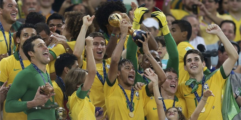 The Curse of the Confederations Cup champion in the World