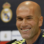 The possible reason for the departure of Zidane of Real Madrid