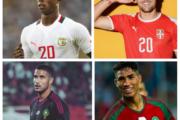 Los cuatro españoles que juegan con otras selecciones en Rusia 2018