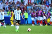 Messi vuelve a a irse de un Mundial con más pena que gloria