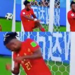 The funniest celebration of World Russia 2018