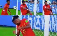 La celebración más graciosa del Mundial de Rusia 2018