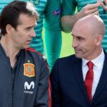 Rubiales is charged Lopetegui two days before the debut of Spain