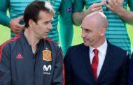 Rubiales se carga a Lopetegui a dos días del debut de España