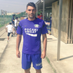 David Barral towards the Second Division of Japan