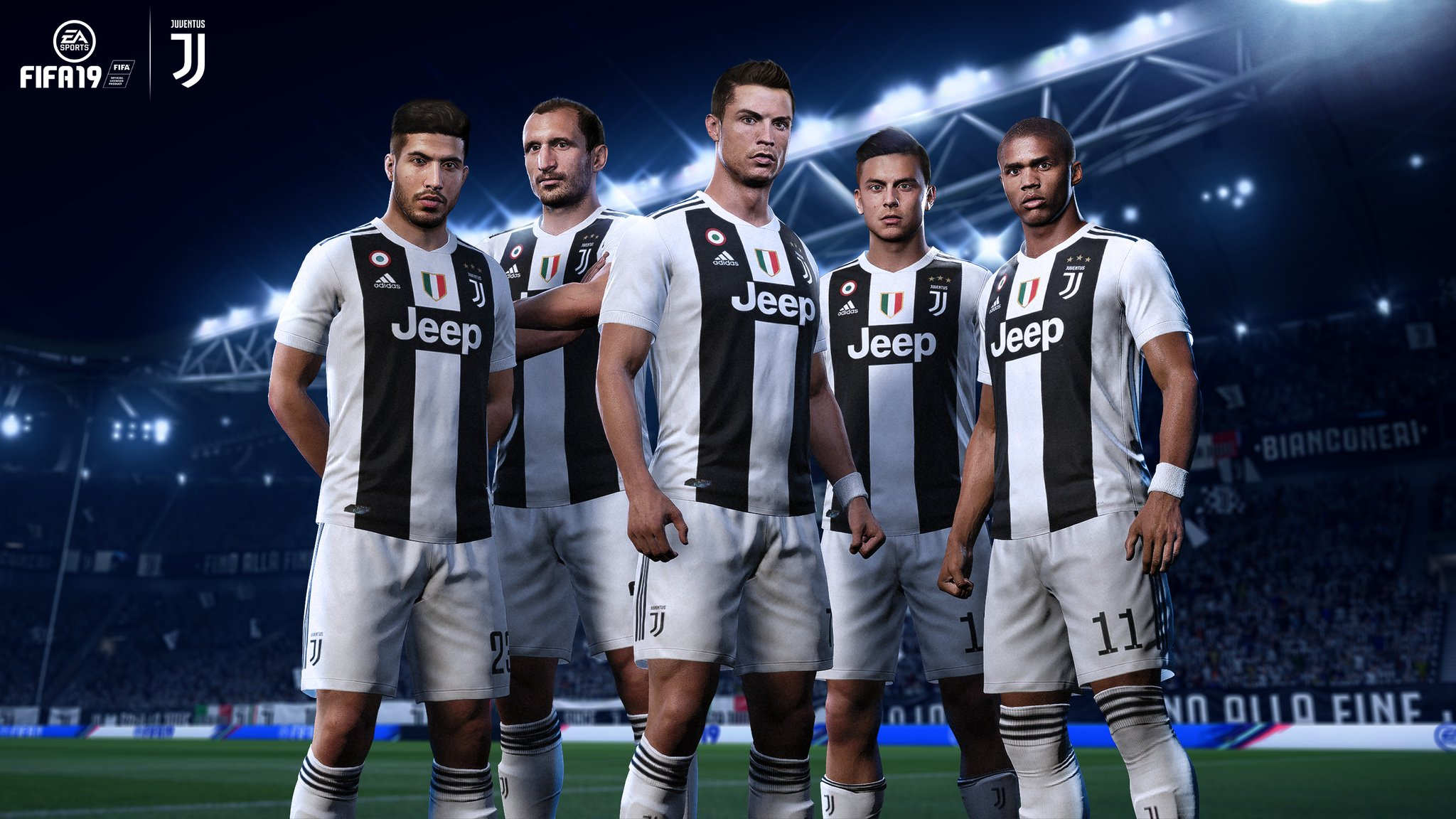 The licenses will FIFA and PES 19
