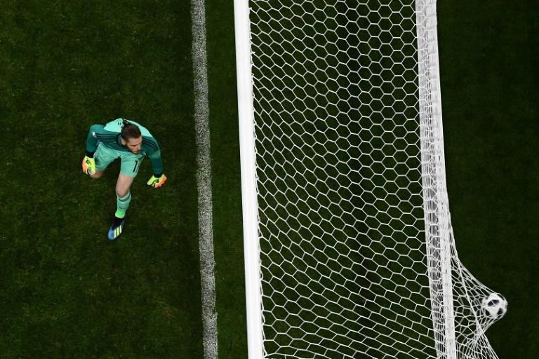 De Gea, el portero que menos paradas ha hecho en un Mundial en los últimos 52 años