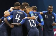 France wins his second World Cup win twenty years after the first