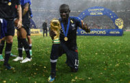 A Kanté was embarrassed to ask for a photo Cup