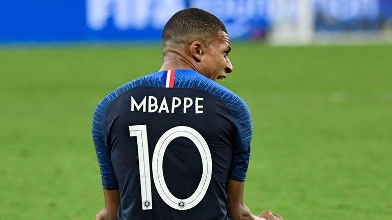 Kylian Mbappé, el sucesor de Pelé