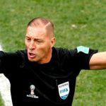 He refereed the opening of Russia 2018 and it will beep the final at the same stadium