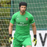 The incredible physical change of Peter Cech this summer