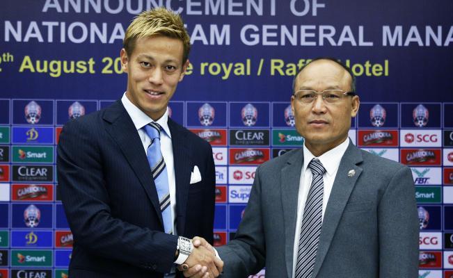 Del fútbol mexicano a ser futbolista en la Liga de Australia y seleccionador de Camboya