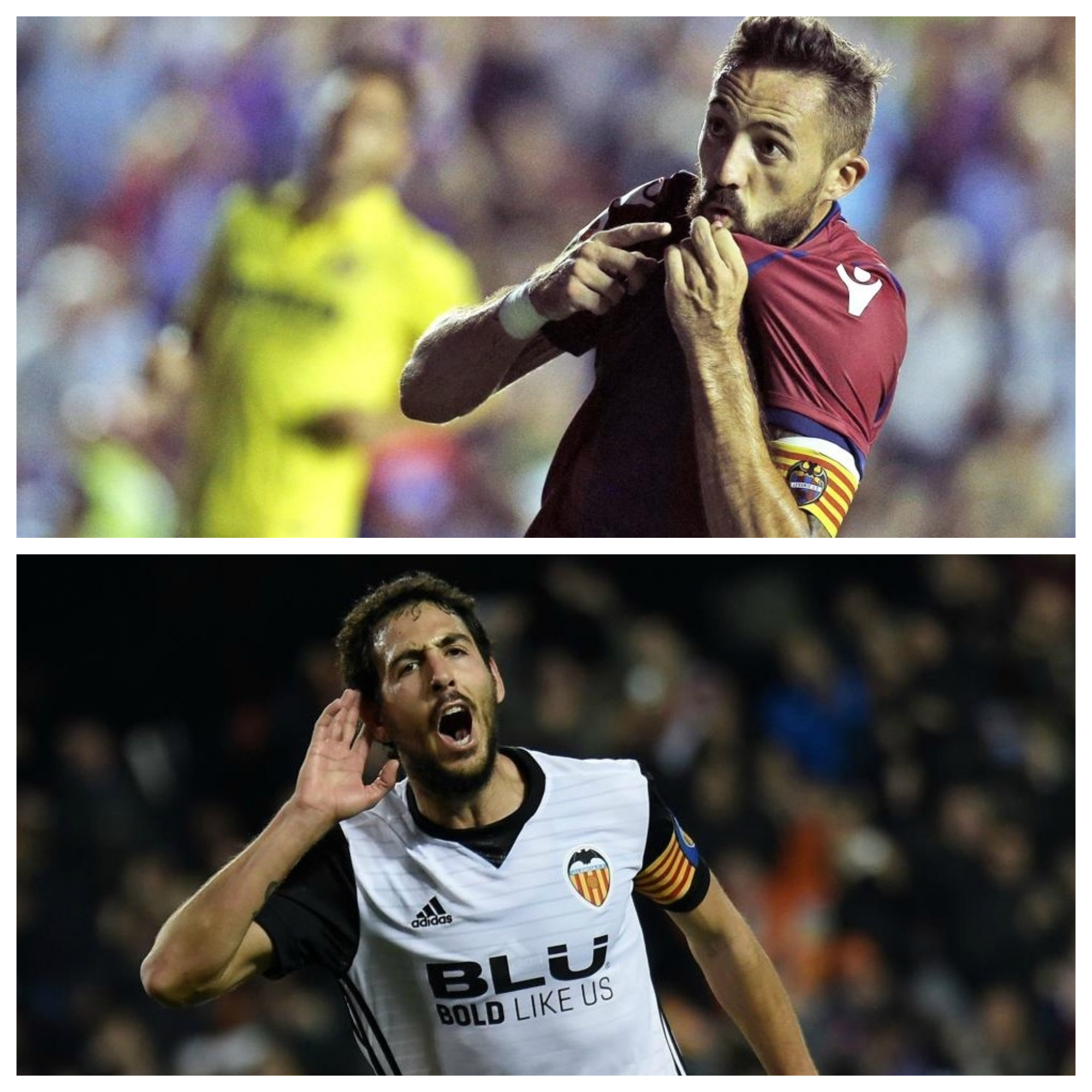 The illusion is installed on the two teams Valencia