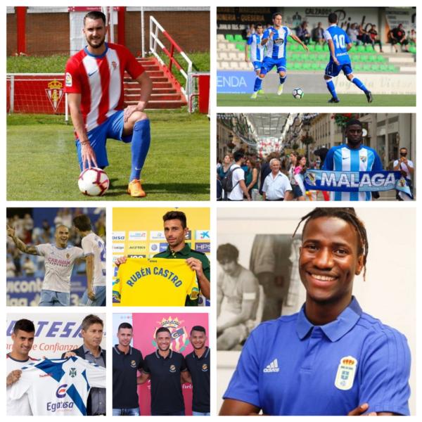 ¿Qué equipos ascenderán a la Liga Santander?