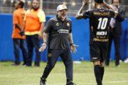 Los mejores memes del debut de Maradona como entrenador de Dorados de Sinaloa