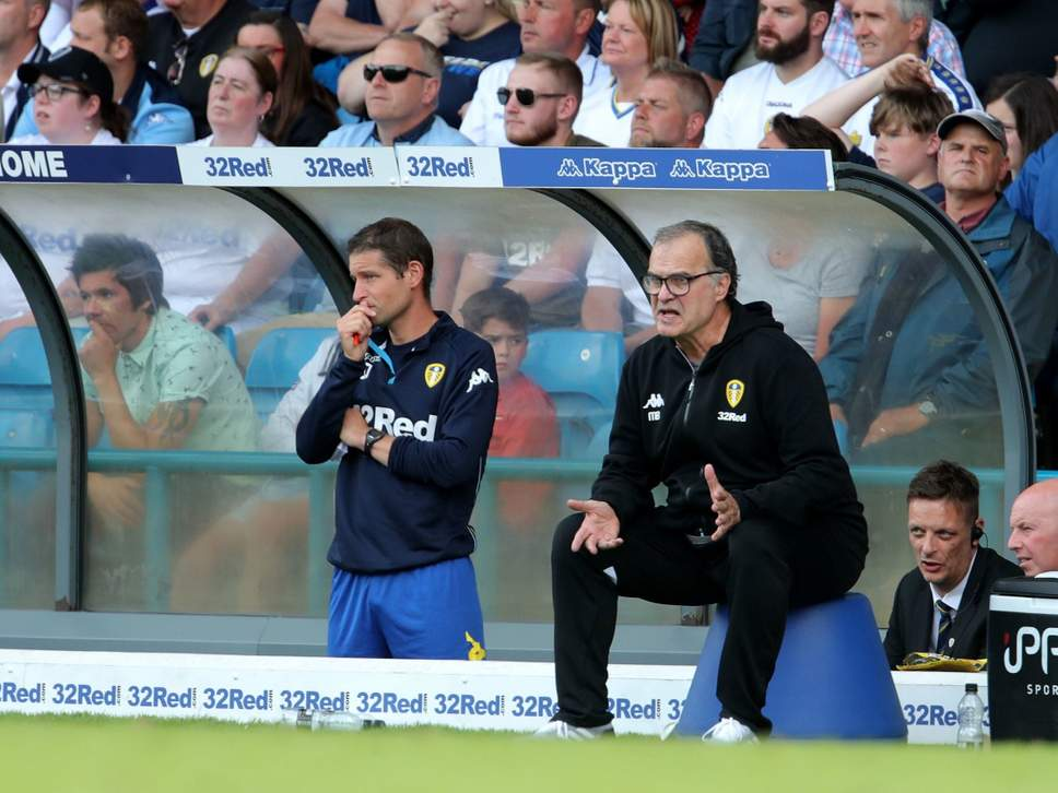 In Leeds still dreaming Loco Bielsa