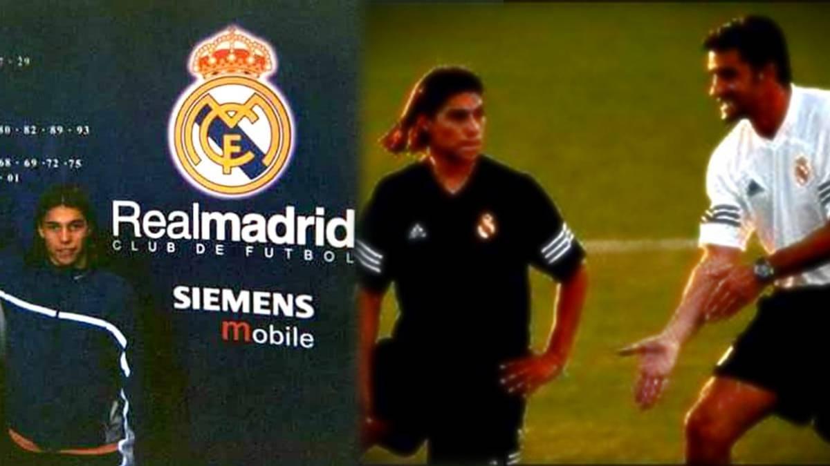 De aspirante a crack del Real Madrid a camionero