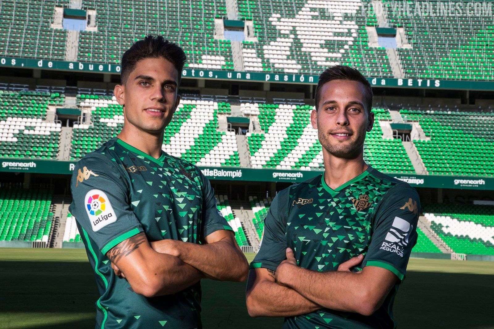 most beautiful shirts of Real Betis