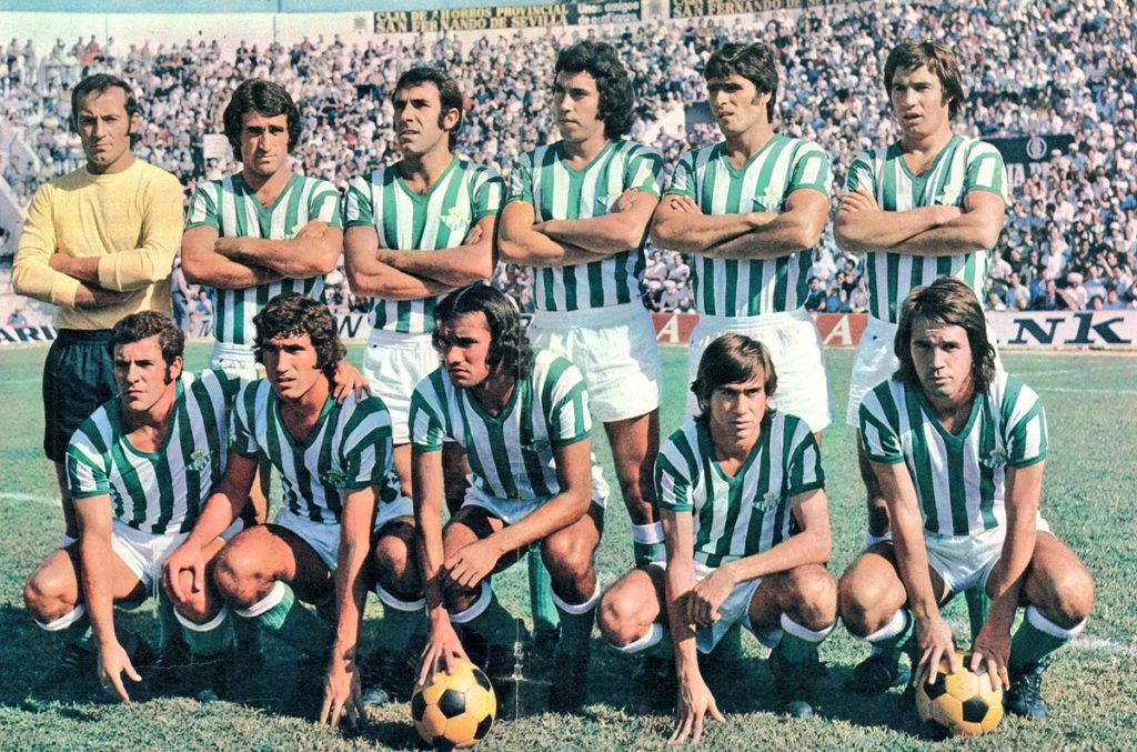 the most beautiful history t Betis