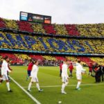 Neither the Classic Barcelona-Real Madrid gets rid of Thebes times