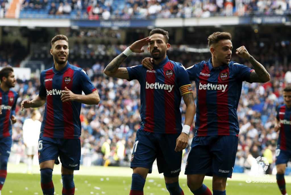 mejores jugadores de la historia del Levante UD