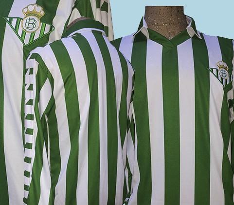 camisetas más bonitas en la historia del Betis