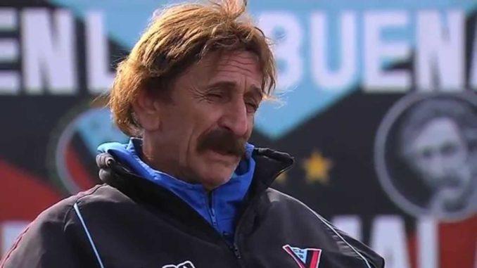 Pablo Vicó, el entrenador que vive en el club y tiene hasta su propia calle