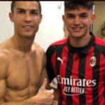 """El descuido de Cristiano que dejó a Chiellini """"en pelotas"""""""