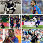 The top ten players in the history of Levante