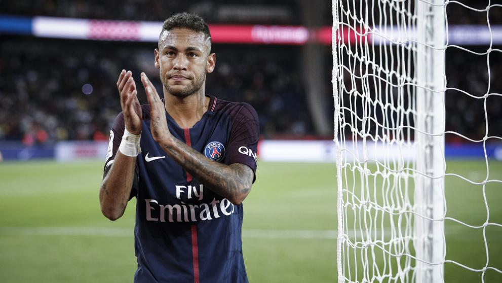 Neymar charges 375.000 euros ... to applaud their fans