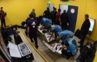 La policía registró el vestuario de River antes de la final de la Copa Libertadores