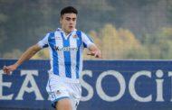 Ander Barrenetxea debuta con 16 años en la Liga española