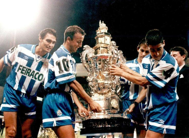 Algunas razones por lo que el fútbol de los 90 molaba, y mucho