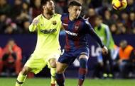 Enis Bardhi vs Leo Messi,  los dos mejores tiradores de falta cara a cara