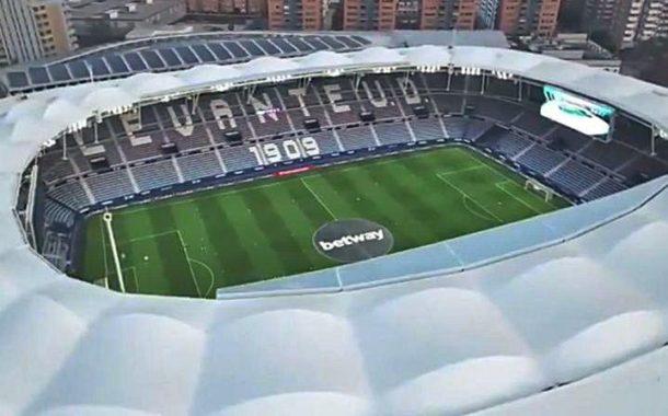 Las dimensiones de los estadios de España