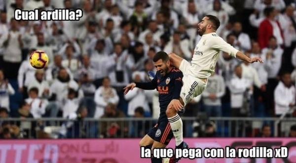 Beste Meme von Real Madrid-Valencia
