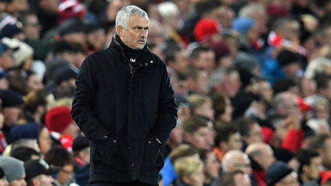 El declive de José Mourinho