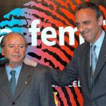 José Luis Nuñez dies, mythical Barcelona president